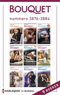 Bouquet e-bundel nummers 3876 - 3884 (9-in-1)-Annie West, Caitlin Crews, Miranda Lee, Sharon Kendrick-eBook