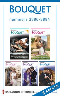 Bouquet e-bundel nummers 3880 - 3884 (5-in-1)-Abby Green, Lynne Graham, Michelle Smart, Rachael Thomas-eBook