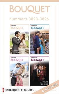 Bouquet e-bundel nummers 3893 - 3896 : Oneindig waardevol ; Woeste verovering ; Macht en onschuld ; Nog één keer verleid (4-in-1)-Cathy Williams, Dani Collins, Jennie Lucas, Sara Craven-eBook