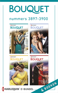 Bouquet e-bundel nummers 3897 - 3900-Maya Blake, Michelle Smart, Susan Stephens, Tara Pammi-eBook