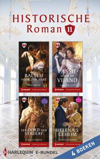 Historische roman e-bundel 11-Anne Gracie, Candace Camp, Jacqueline Navin, Lyn Stone, Nicola Cornick-eBook