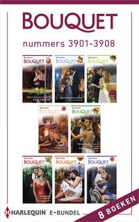Bouquet e-bundel nummers 3901 - 3908 (8-in-1)-Caitlin Crews, Fiona Hood-Stewart, Fleur van Ingen, Kate Hewitt, Louise Fuller, Melanie Milburne, Michelle Smart, Natalie Anderson, Natalie Rivers-eBook