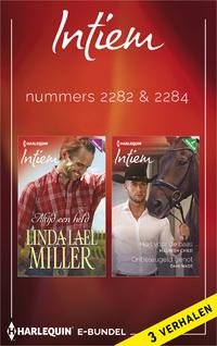 Intiem e-bundel nummers 2282 & 2284-Dani Wade, Linda Lael Miller, Maureen Child-eBook