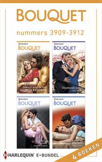 Bouquet e-bundel nummers 3909 - 3912-Andie Brock, Dani Collins, Sharon Kendrick, Susan Stephens-eBook