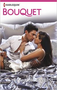 In bed met de vijand-Melanie Milburne-eBook
