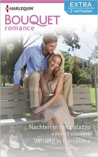Nachten in het palazzo ; Verliefd in Barcelona (2-in-1)-Christy McKellen, Katrina Cudmore-eBook