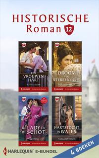 Historische roman e-bundel 12-Elizabeth Bailey, Lyn Stone, Margaret Moore, Ruth Langan-eBook