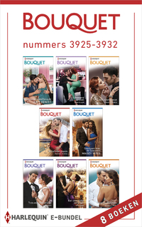 Bouquet e-bundel nummers 3925 - 3932-Cathy Williams, Dani Collins, Kate Hewitt, Maisey Yates, Michelle Smart, Rachael Thomas, Susan Stephens, Tara Pammi-eBook