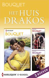 Het huis Drakos-Tara Pammi-eBook