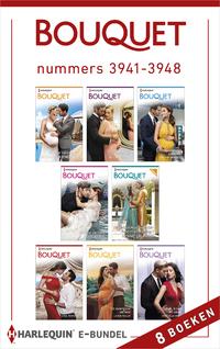 Bouquet e-bundel nummers 3941 - 3948-Caitlin Crews, Carol Marinelli, Chantelle Shaw, Jennifer Hayward, Louise Fuller, Lynne Graham, Melanie Milburne, Sharon Kendrick-eBook