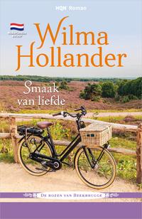 Smaak van liefde-Wilma Hollander-eBook