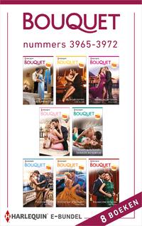 Bouquet e-bundel nummers 3965 - 3972-Annie West, Heidi Rice, Julia James, Kate Hewitt, Kate Walker, Kim Lawrence, Sharon Kendrick, Tara Pammi-eBook