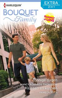 Zonnige dagen ; Klussen en kussen-Nancy Robards Thompson, Pamela Toth-eBook