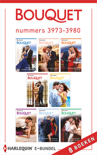 Bouquet e-bundel nummers 3973 - 3980-Cathy Williams, Kelly Hunter, Lynne Graham, Maisey Yates, Maya Blake, Melanie Milburne, Michelle Smart, Robyn Donald-eBook