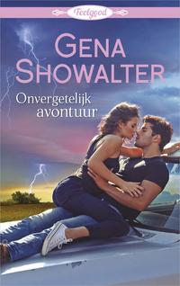 Onvergetelijk avontuur-Gena Showalter-eBook