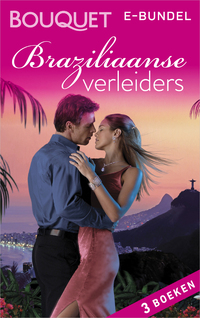 Braziliaanse verleiders-Carol Marinelli, Catherine George, Jennifer Hayward-eBook
