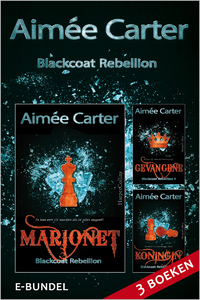 Blackcoat rebellion (3-in-1)-Aimée Carter-eBook