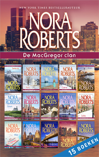 De MacGregor clan (15-in-1)-Nora Roberts-eBook