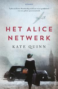 Het Alice-netwerk-Kate Quinn-eBook