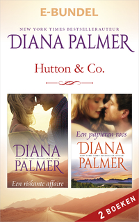 Hutton & Co-Diana Palmer-eBook