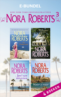 Nora Roberts e-bundel 3-Nora Roberts-eBook