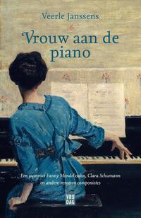 Vrouw aan de piano-Veerle Janssens