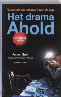 Het drama Ahold-Jeroen Smit-eBook