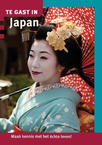 Te gast in Japan-Caroline van Ommeren, Diederik Plas, Kees van Teeffelen, Mirjam van den Berg