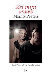 Zei mijn vrouw-Marnix Peeters-eBook