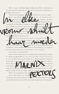 In elke vrouw schuilt haar moeder-Marnix Peeters-eBook