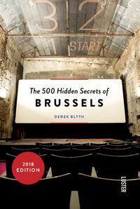 The 500 Hidden Secrets of Brussels-Derek Blyth