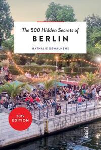 The 500 Hidden Secrets of Berlin-Nathalie Dewalhens