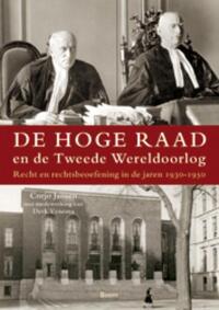 De hoge raad en de tweede wereldoorlog-C.J.H. Jansen, Derk Venema
