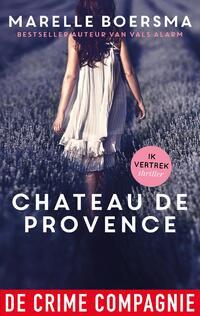 Château de Provence-Marelle Boersma-eBook