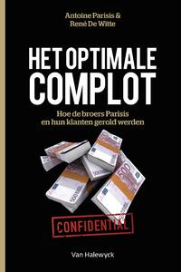 Het optimale complot e-book-Antoine Parisis, René de Witte-eBook