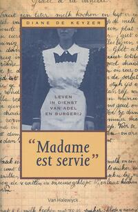 Madame est servie-Diane de Keyzer-eBook