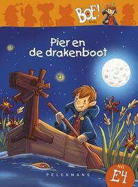 Pier en de drakenboot-Frieda van Raevels, Thea Dubelaar
