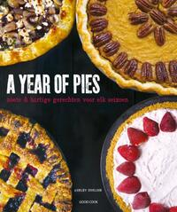 A Year of Pies-Ashley English