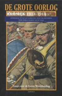 De Grote Oorlog kroniek 30-Henk van der Linden, Robert Jan de Vogel