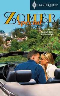 Special 93 : Zomerspecial (3-in-1)-Allison Leigh, Cait London, Carolyn Zane-eBook