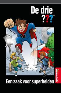 Een zaak voor superhelden-Peter Vervloed, Ulf Blanck