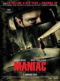 Maniac-DVD