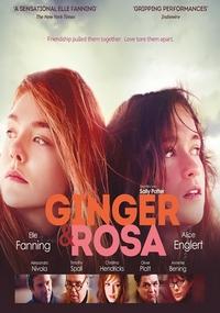 Ginger & Rosa-DVD