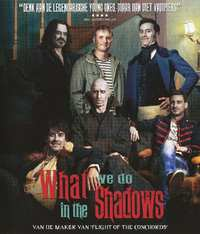 What We Do In The Shadows-Blu-Ray