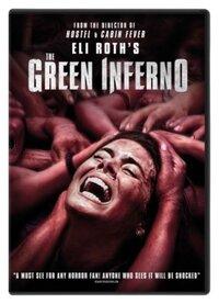 Green Inferno-DVD