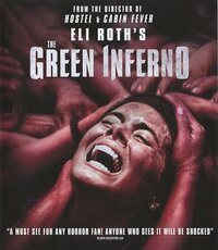 Green Inferno-Blu-Ray