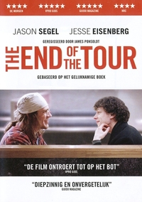The End Of The Tour-DVD