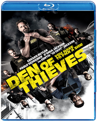 Den Of Thieves-Blu-Ray