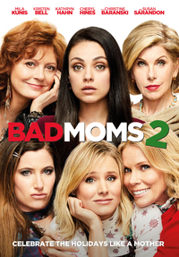 Bad Moms 2-DVD