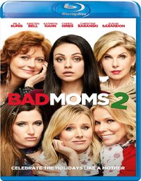 Bad Moms 2-Blu-Ray